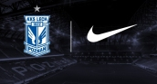 Nike as the new technical sponsor of Lech