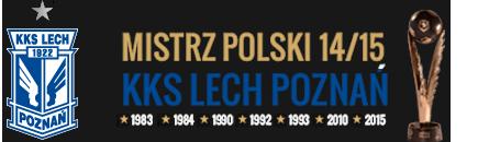 Lech Pozna� - ��czy nas Wiara