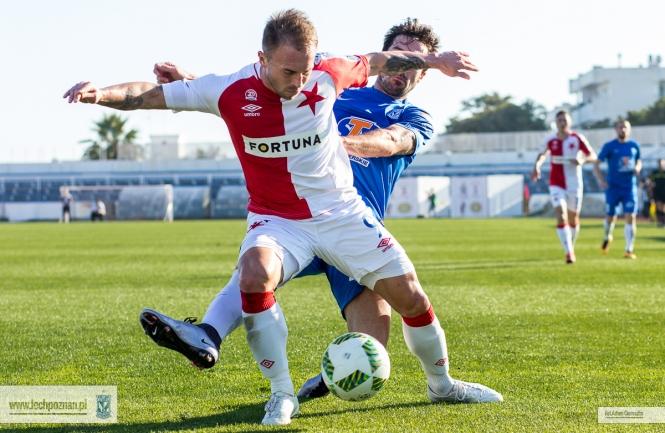 Lech Poznan - Slavia Prague 1:3