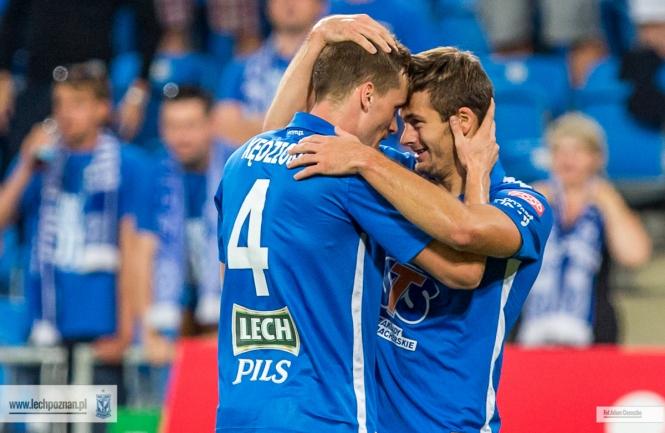 Lech Poznan - Videoton FC 3:0