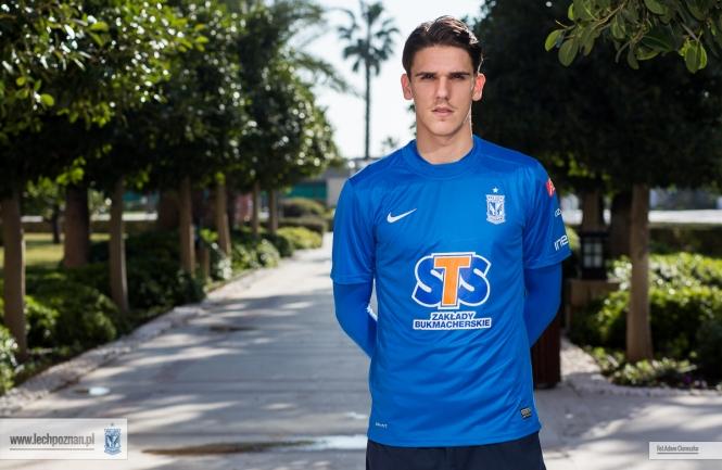 David Holman joins Lech on loan from Ferencvaros