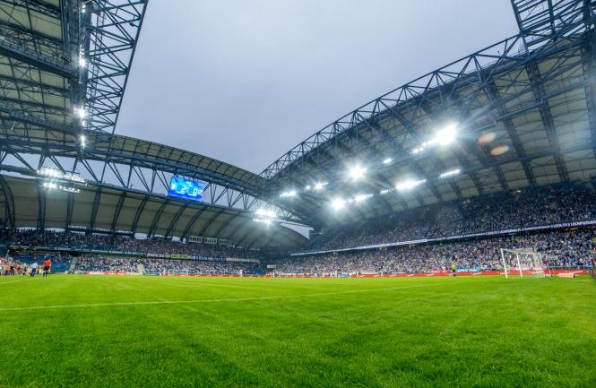 INEA Stadium reopened for Videoton FC