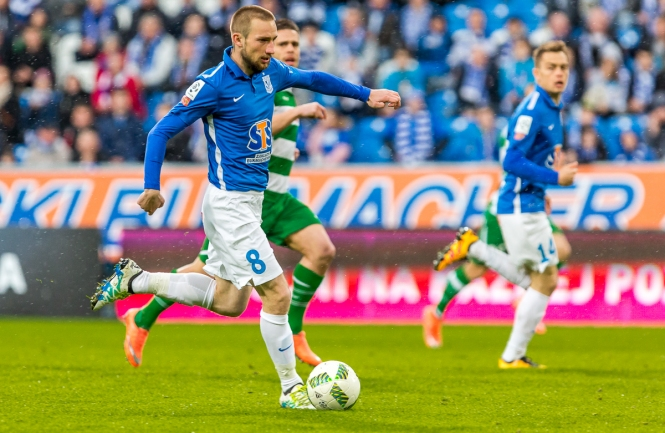 Lech Poznan - Lechia Gdansk 0:0