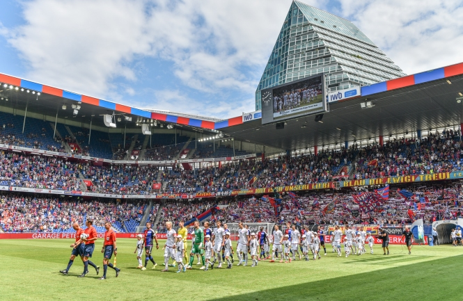 FC Basel to arrive on Tuesday