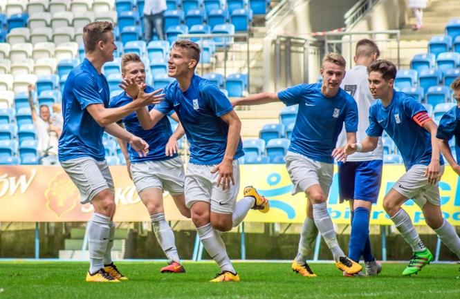 Lechici w finale Mistrzostw Polski Junior�w M�odszych
