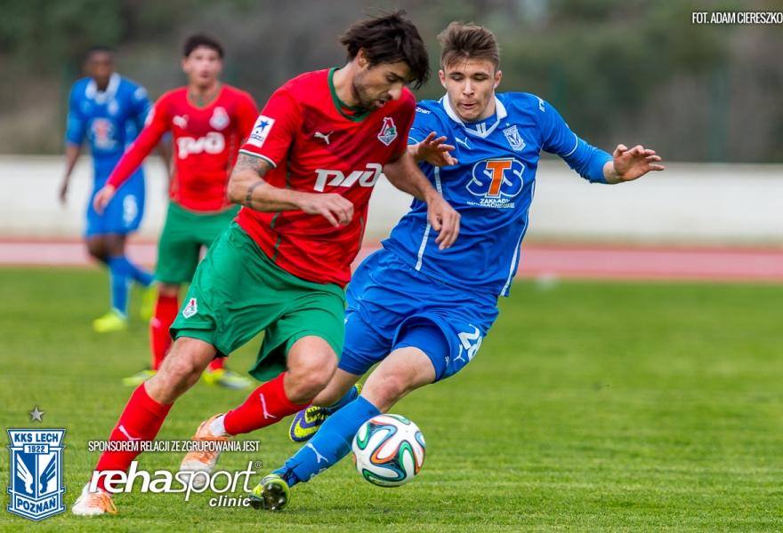 «Локомотив» - «Лех» 3:1