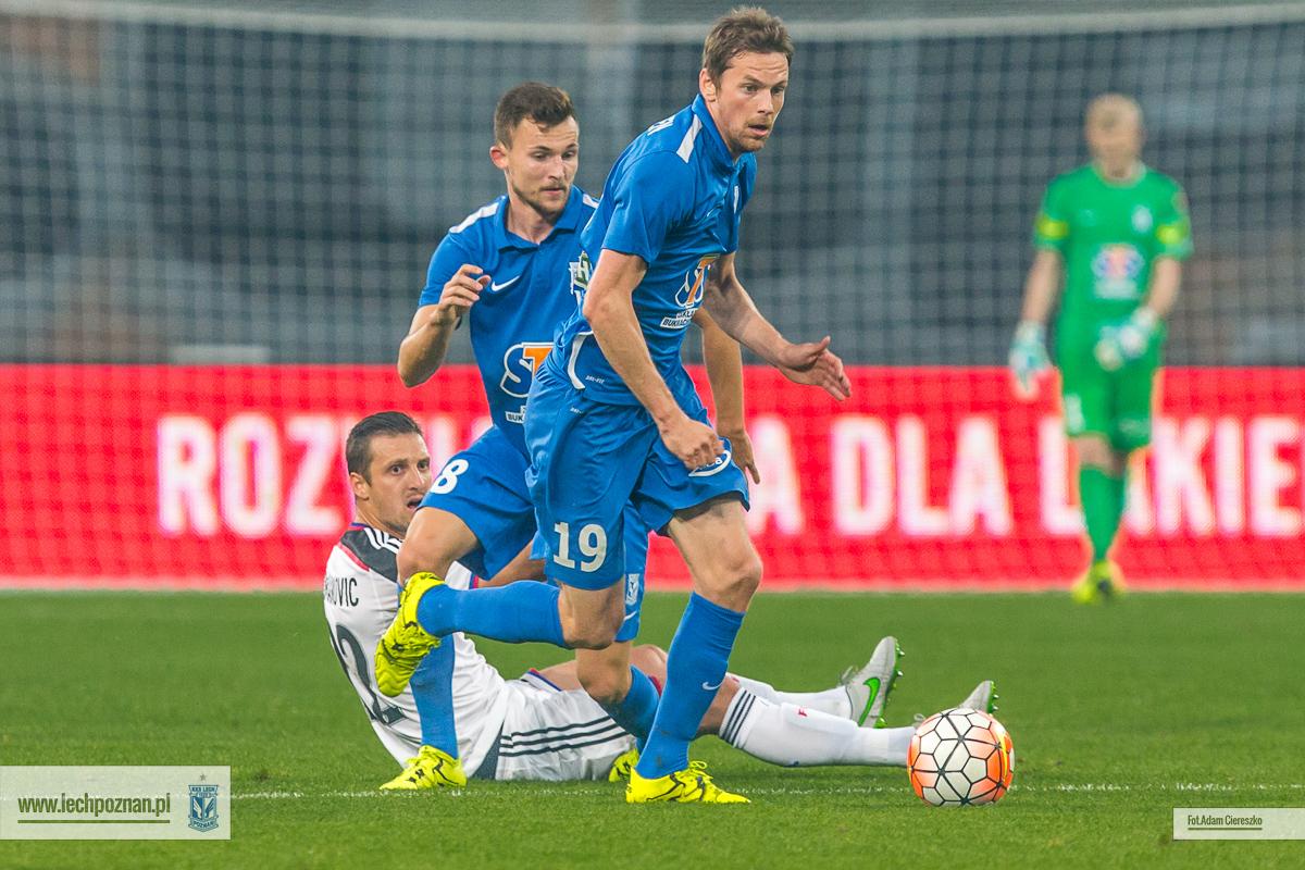 Lech Pozna� - FC Basel 1:3