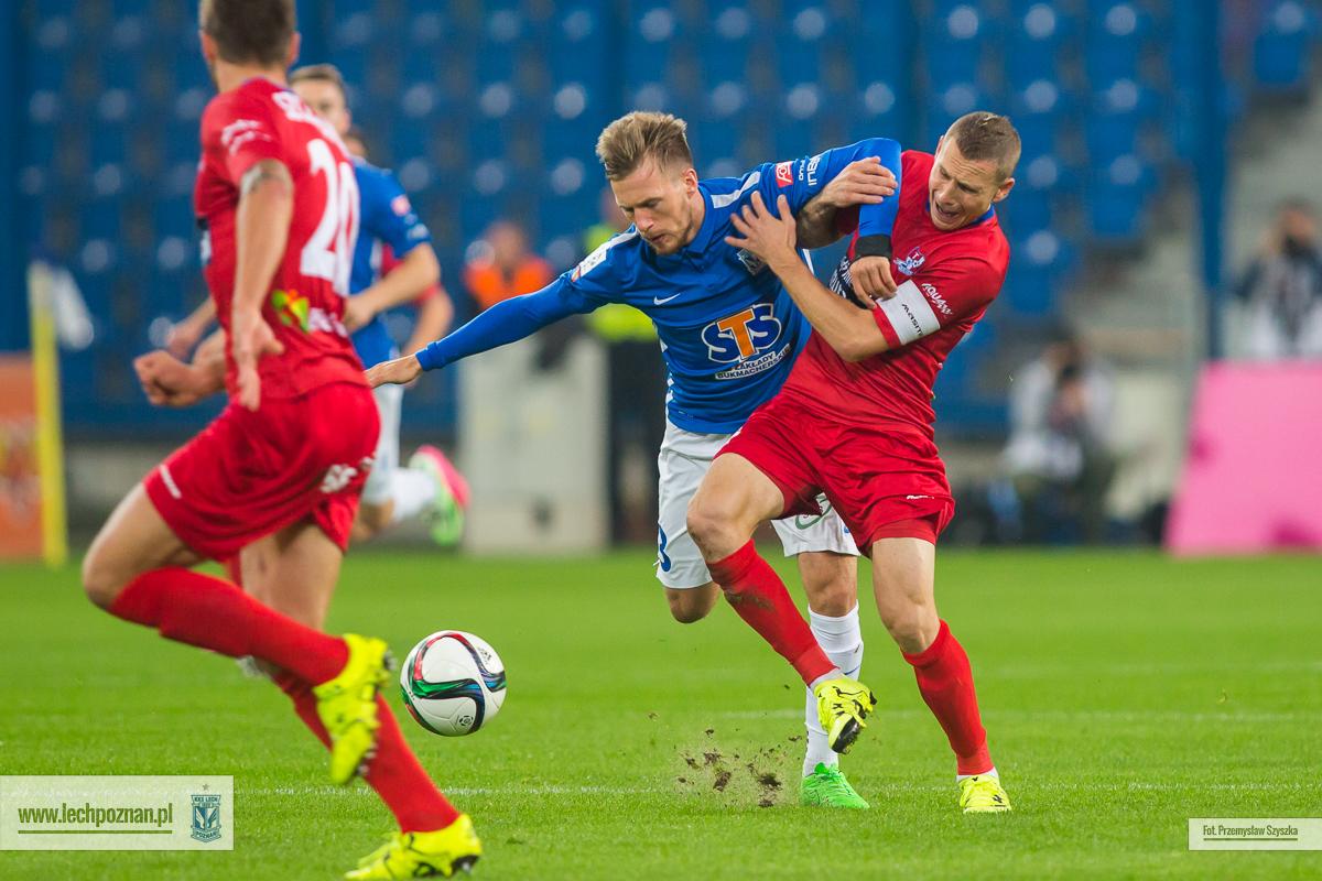 Lech Pozna� - Podbeskidzie Bielsko-Bia�a 0:1