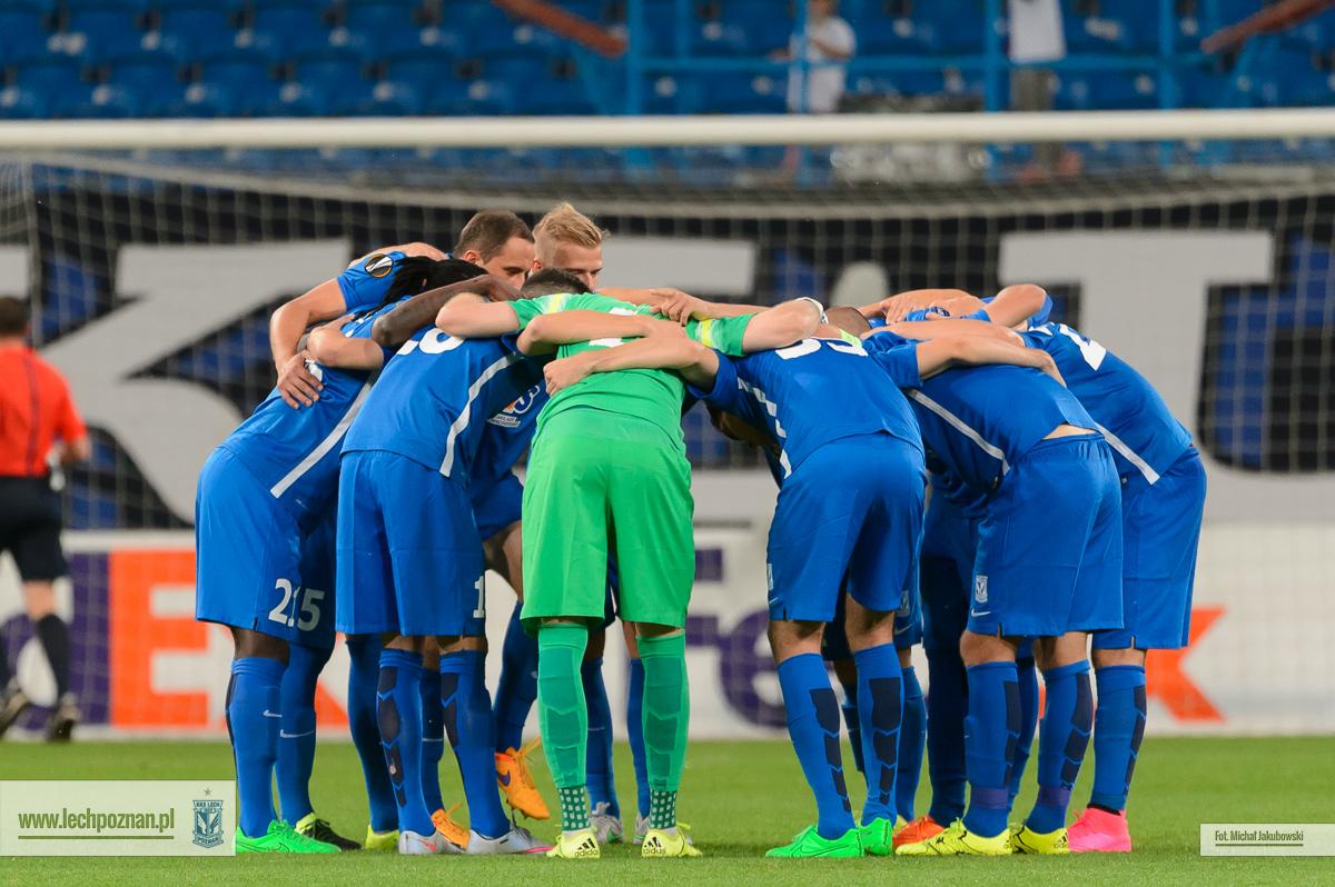 Lech Pozna� - CF Os Belenenses 0:0