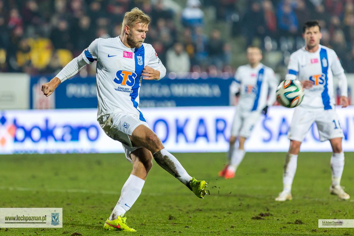 Pogo� Szczecin - Lech Pozna� 1:1 (1:0)