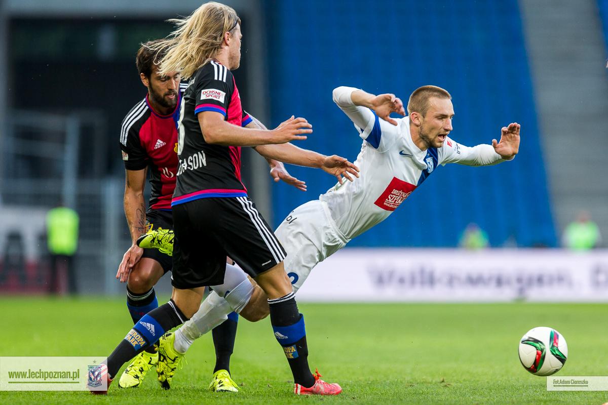 FC Basel - Lech Pozna� 1:0