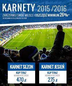 Karnety 2015/16