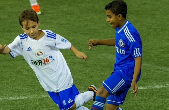 European U-12 stars join Lech Cup