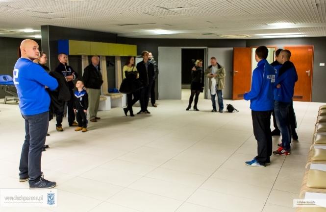 Ponad 900 os�b odwiedzi�o w weekend INEA Stadion
