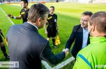 Trenerzy po meczu Korona - Lech