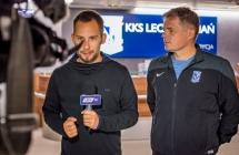 Najwa�niejszy jest rozw�j zawodnik�w - wywiad LechTV