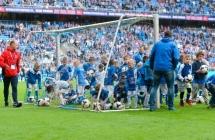Setki dzieci z Football Academy na Bu�garskiej