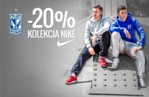 Kolekcja Nike 20% taniej