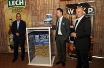 Lech Pils zasponsoruje opraw� meczu Kolejorza