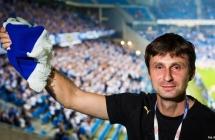 By�y olimpijczyk Rafa� Wieruszewski na Kolejorzu