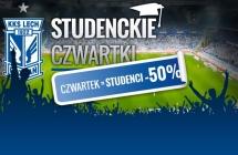 Dzi� Studencki Czwartek - bilety za p� ceny