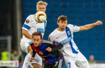 FC Basel - Lech Poznan 2:0