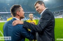 Trenerzy po meczu Lech - Zawisza