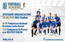 Zacznij pi�karsk� przygod� z Lech Pozna� Football Academy
