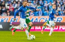 Lech Pozna� - Lechia Gda�sk 0:0