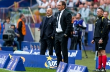 Trenerzy po meczu Lech - Legia