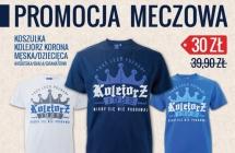 Promocja meczowa: koszulka Kolejorz na akcj� ca�y stadion w barwach