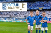 Official start of the Lech Pozna� Football Academy
