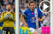 Lech - �l�sk: zobacz gole i skr�t meczu