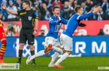 Zobacz gole z meczu Lech - Jagiellonia