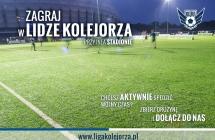 Zagraj w Lidze Kolejorza - rusza druga edycja