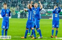 Kulisy meczu: Lechia - Lech